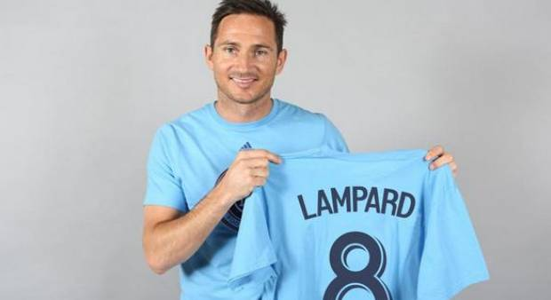 LAMPARD MANCHESTER CITY