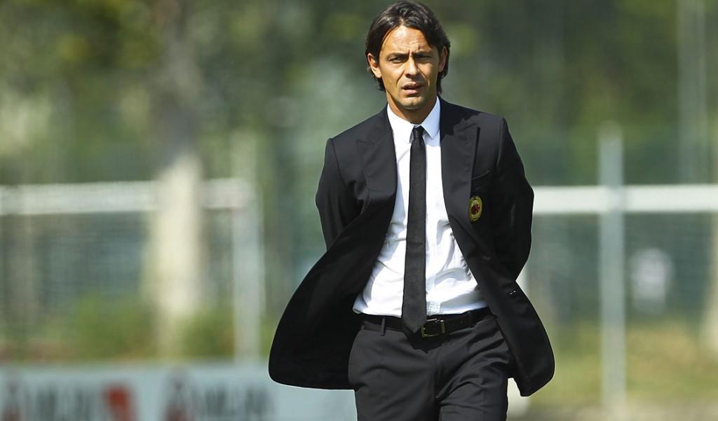 inzaghi coach milan
