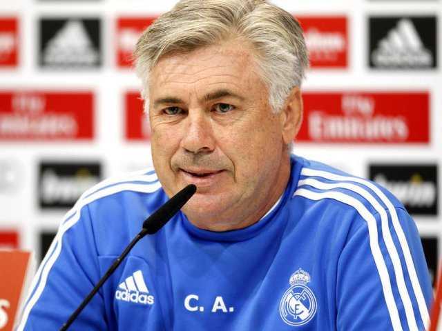 Ancelotti Siap Bertanggung Jawab Atas kekalahan Real Madrid