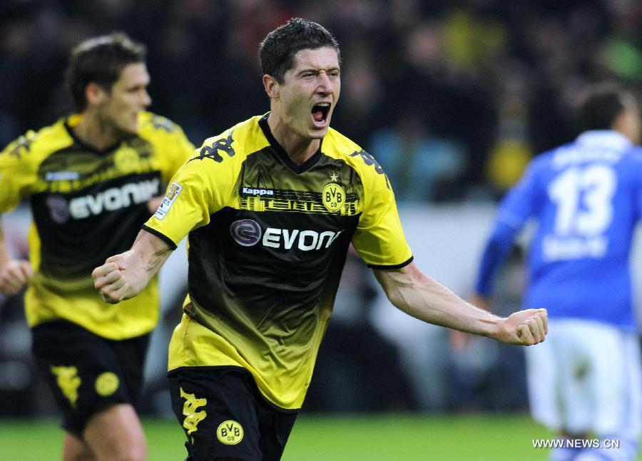 Dortmund mulai kembali ke Performa Terbaik