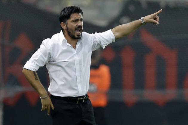 Gattuso jadi Manajer Peterborough