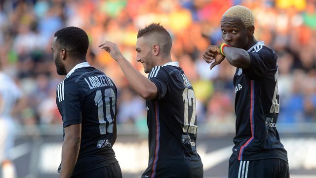 Lyon siap pertahankan Puncak Klasmen Ligue 1