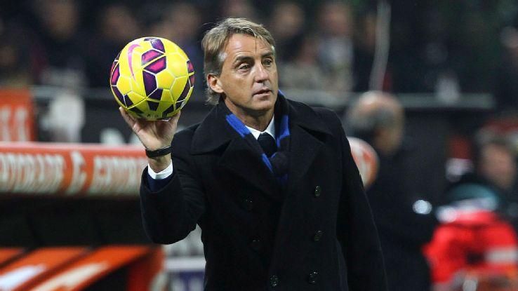 Mancini frustrasi tangani Mental Bermain Inter Milan
