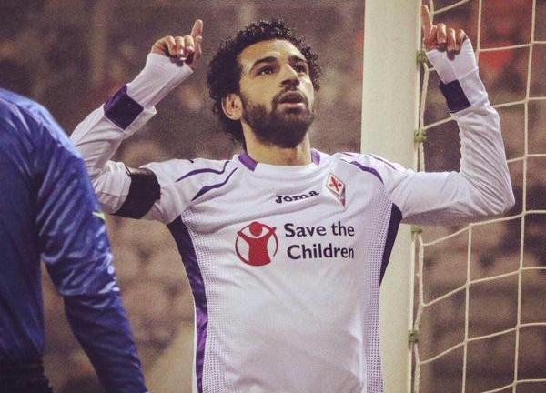 Mohamed Salah betah di Fiorentina