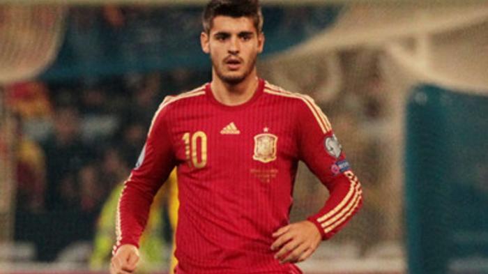 Morata Adalah Masa Depan Timnas Spanyol