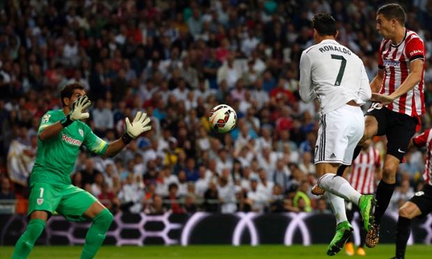 Real Madrid Bermain Buruk Lawan Bilbao