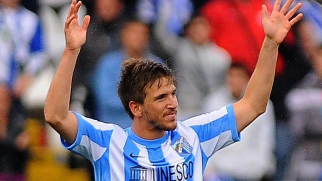 Tottenham minat gelandang Malaga Ignacio Camacho