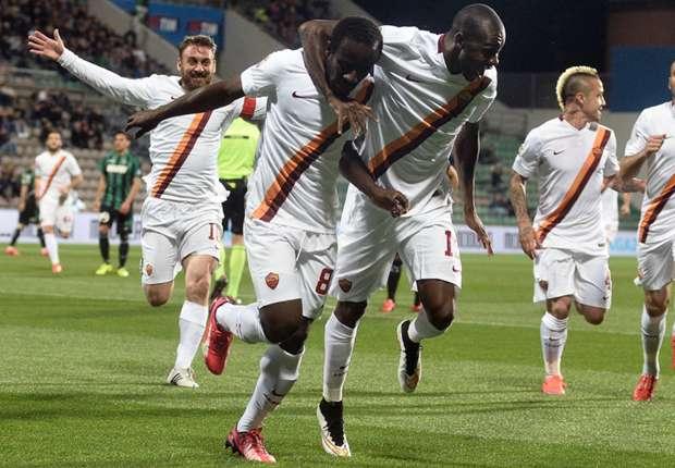 Garcia puas kemenangan Roma