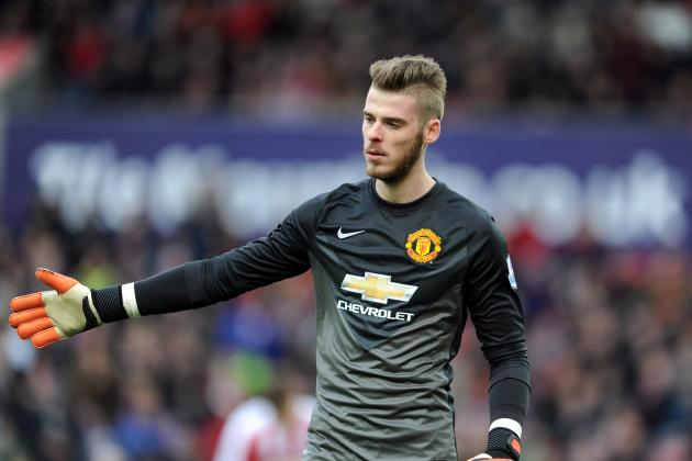 Real Madrid Berburu De Gea