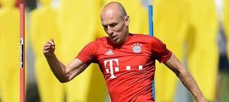 Arjen Robben Sudah Kembali Lagi