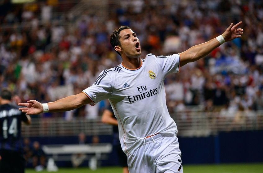 Real Madrid Bantai Inter Milan 3-0