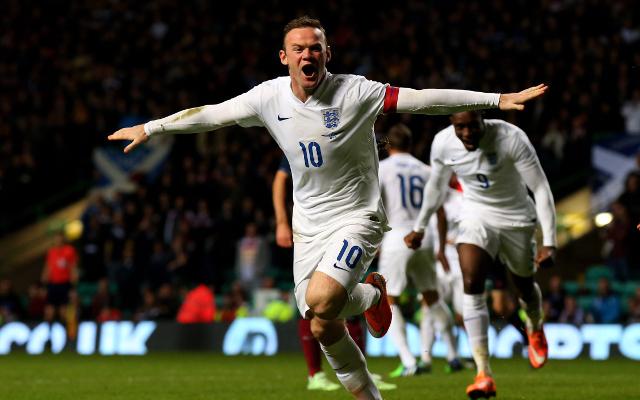 Rooney Ingin Jadi Legenda Inggris