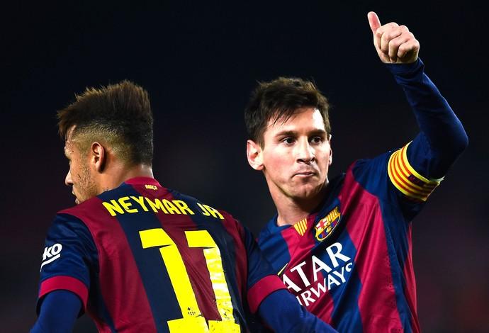 Messi Setia Tapi Neymar diragukan
