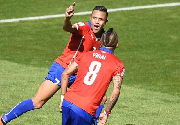 Sanchez dan Vidal