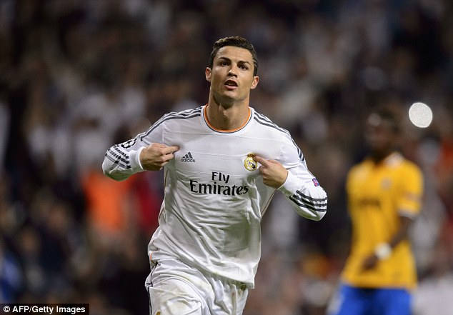 Cristiano Ronaldo Butuh Hatters