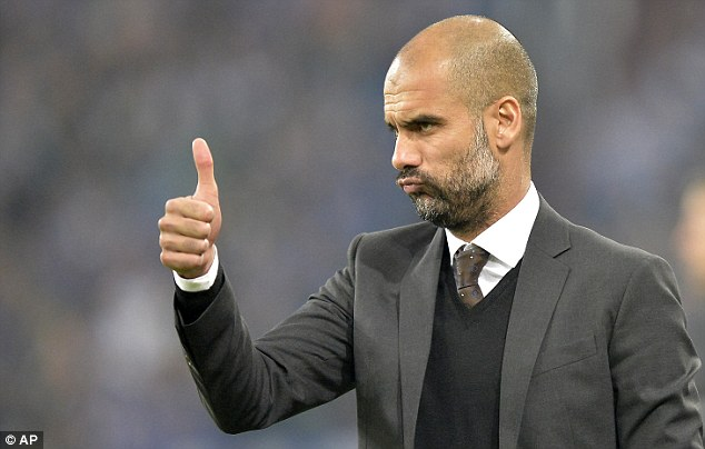 Guardiola Ambisi Untuk Kalahkan Barcelona