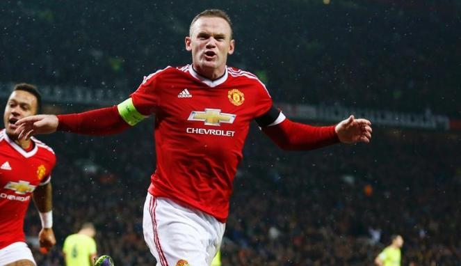 Adam Lallana Sanjung Wayne Rooney