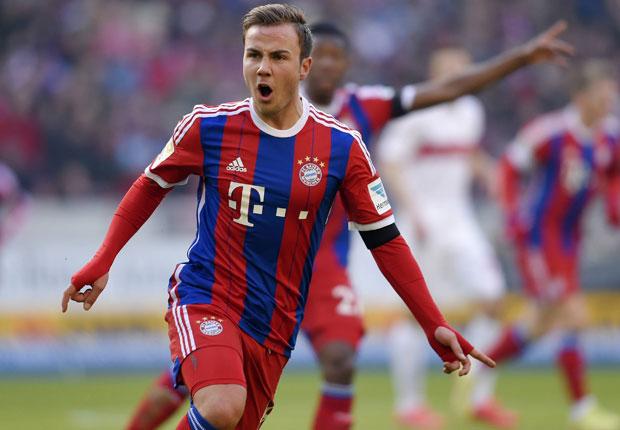 Bayern Munich Nego Kontrak Dengan Gotze