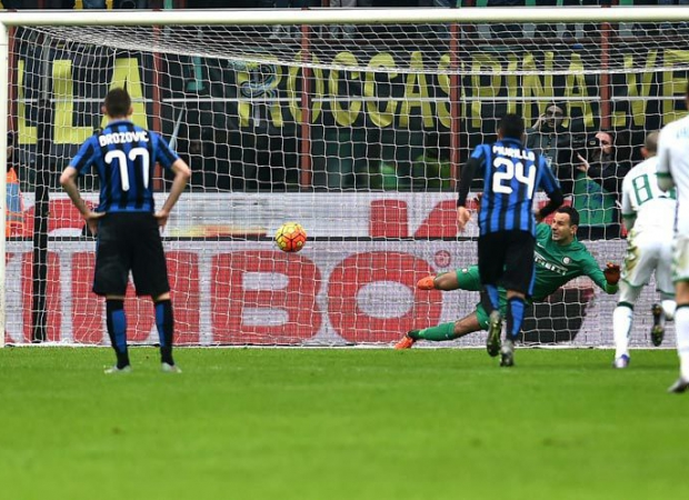 Mancini Salahkan Wasit ketika kalah atas Sassoulo