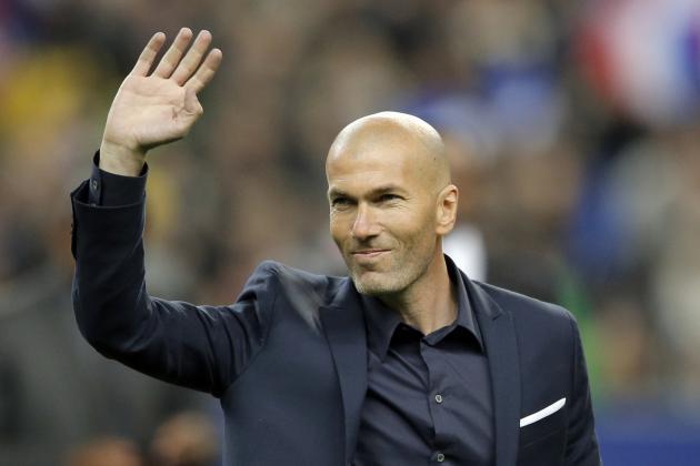 Zidane Bikin Madrid Percaya Diri