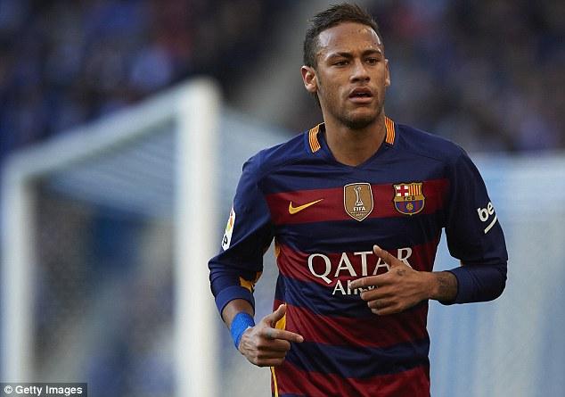Edgar Davids Bela Neymar