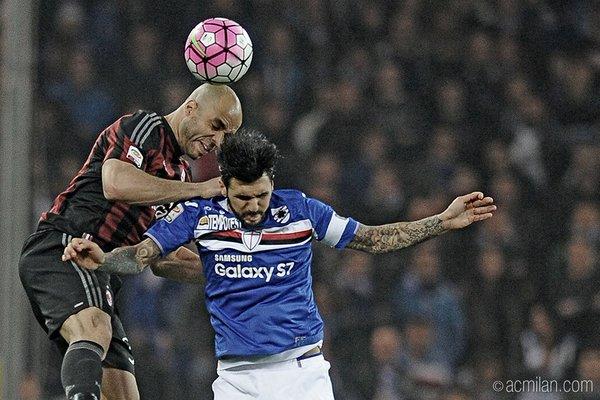 Montella kesal kalah atas AC Milan