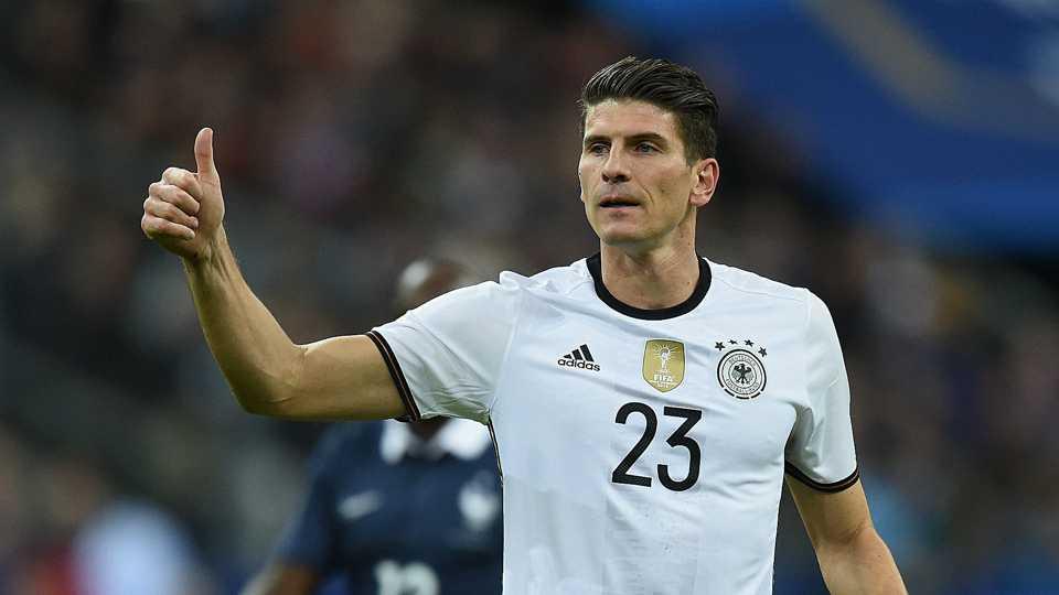 Gomez akan Berikan Segalanya untuk Jerman di Euro 2016