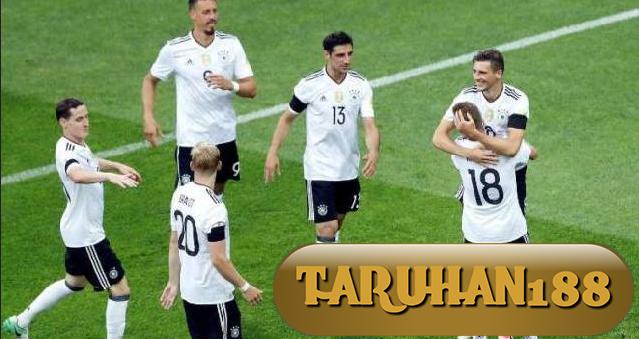Jerman kini akan bertemu Chile di final