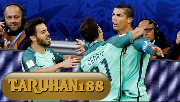 Portugal mendapatkan poin penuh saat melawan Rusia
