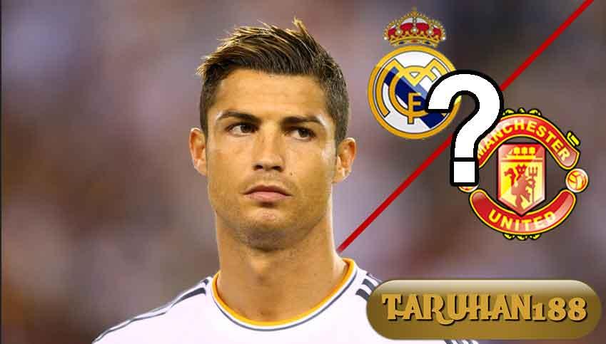 Ronaldo bisa kembali ke MU di musim depan