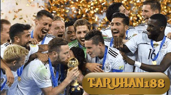 Jerman berhasil menjadi juara Piala Konfederasi 2017