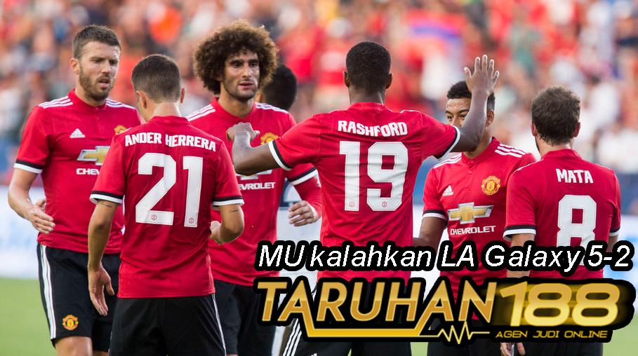 MU kalahkan LA Galaxy 5-2