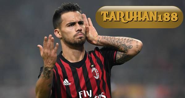 Suso kini menanti kontrak baru Milan