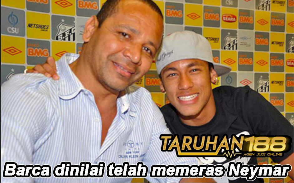 Barca dinilai telah memeras Neymar
