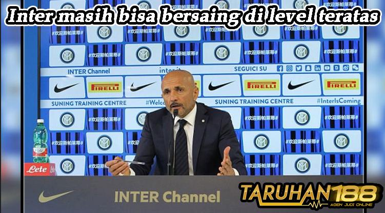 Inter masih bisa bersaing di level teratas