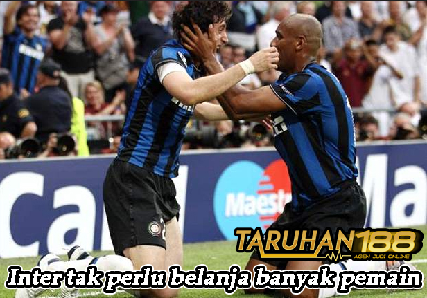 Inter tak perlu belanja banyak pemain