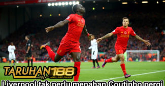 Liverpool tak perlu menahan Coutinho pergi