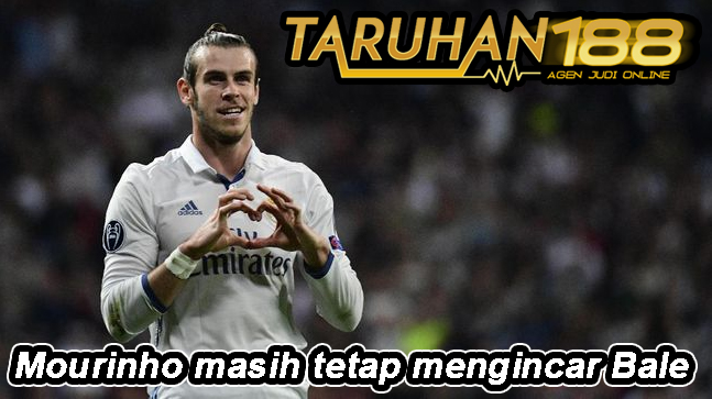 Mourinho masih tetap mengincar Bale
