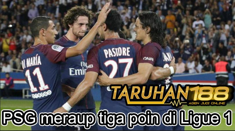 PSG meraup tiga poin di Ligue 1