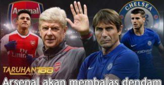 Arsenal akan membalas dendam