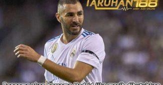 Benzema akan bersama Madrid jika masih dibutuhkan