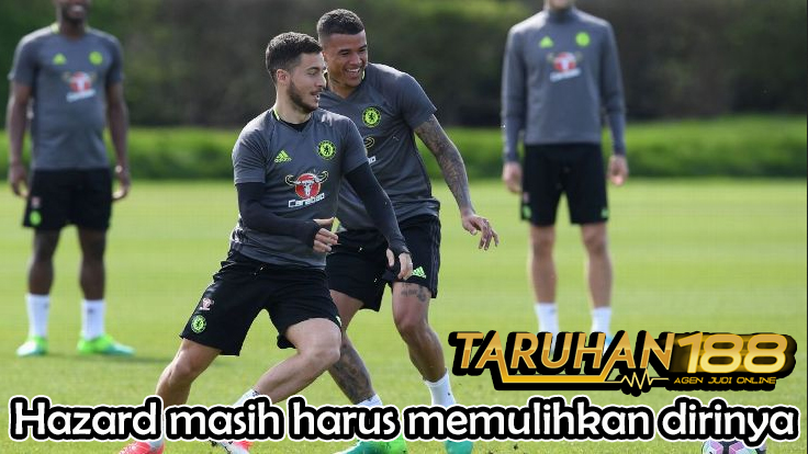 Hazard masih harus memulihkan dirinya