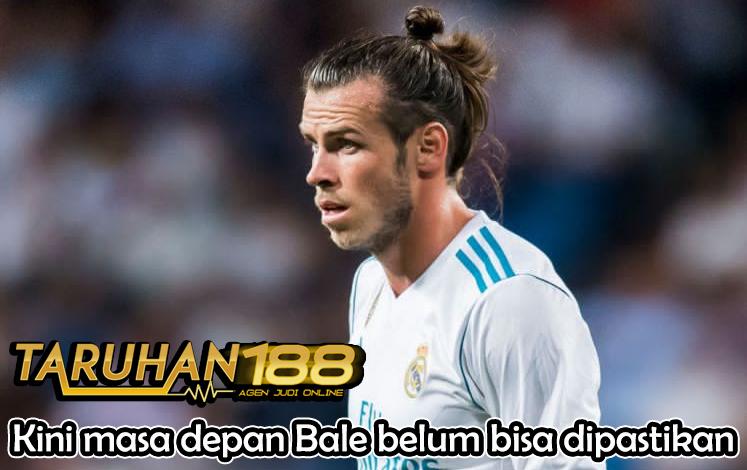 Kini masa depan Bale belum bisa dipastikan