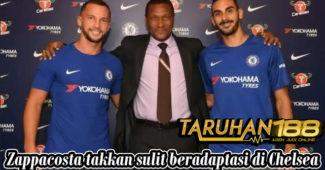 Zappacosta takkan sulit beradaptasi di Chelsea