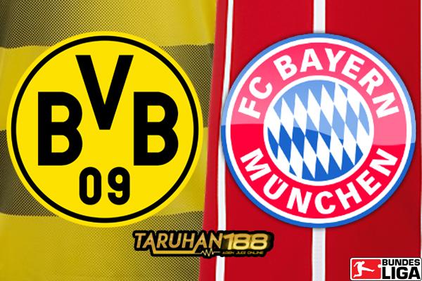 Prediksi Borussia Dortmund vs Bayern Munchen Laga Bundesliga