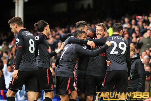 Rekor Buruk Arsenal Saat Lakoni Laga di Bulan November